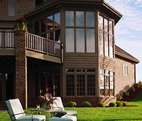 Exterior Sun Control Residential Window Film Solutions
